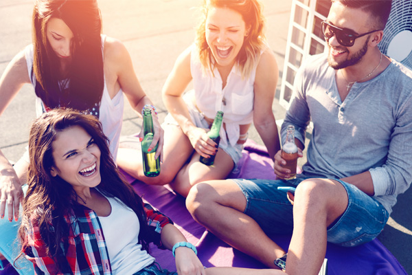 REVEALED: This is why some people get more drunk quicker than others