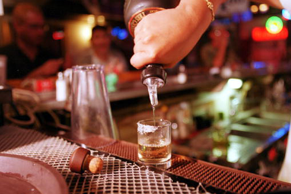 A study has found that drinking tequila could help you to lose weight