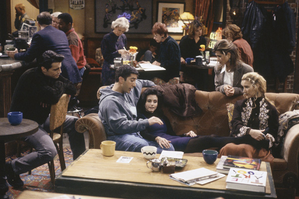 This video of the 'Friends' cast before they were famous will blow your mind
