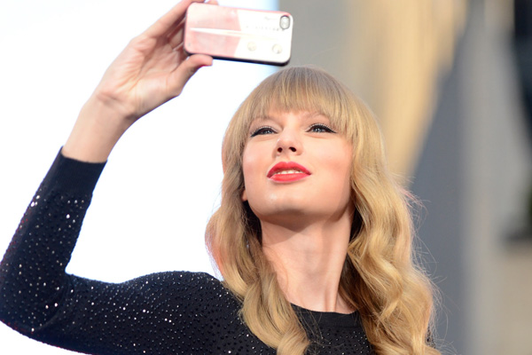 The Taylor Swift mobile gaming app is coming
