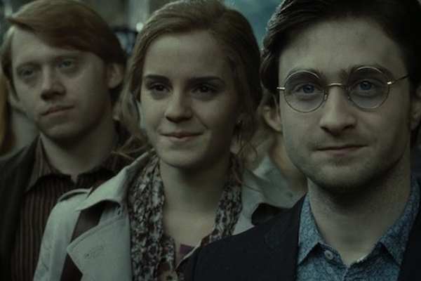 CONFIRMED: J.K. Rowling to release THREE new Harry Potter movies