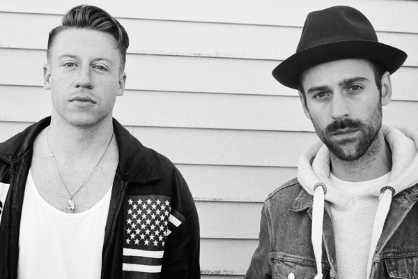 The Edge presents Macklemore & Ryan Lewis LIVE in NZ!