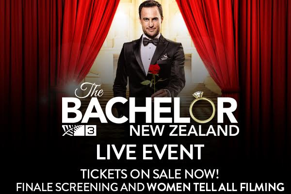 Head Along to The Bachelor NZ Live Event
