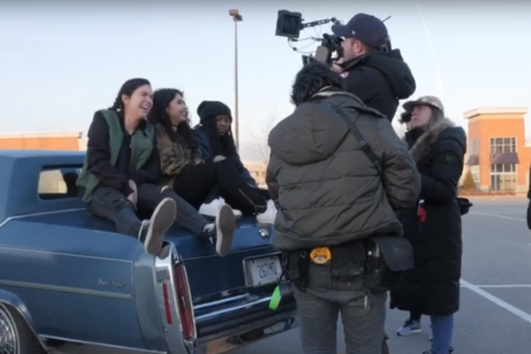 WATCH: Alessia Cara 'Wild Things' behind the scenes