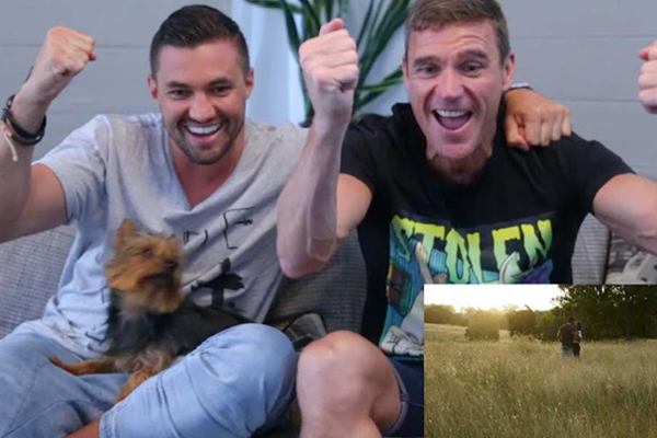 WATCH: Dom and Randell watch The Bachelor NZ