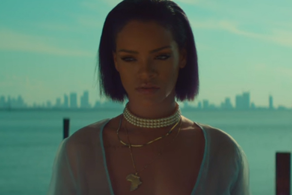 WATCH: Rihanna hits the STRIP CLUBS and KILLS her BF in new music video