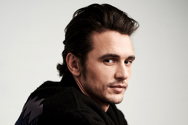 James Franco JUST came out as gay!