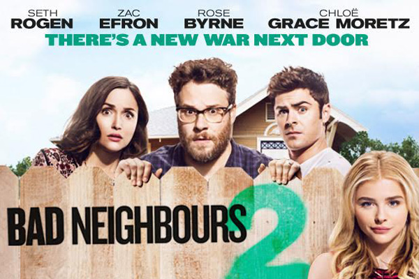 Win a Bad Neighbours Party!