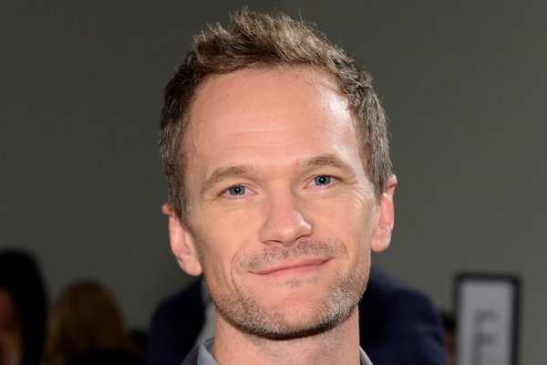 Neil Patrick Harris is UNRECOGNIZABLE on the set of his new movie