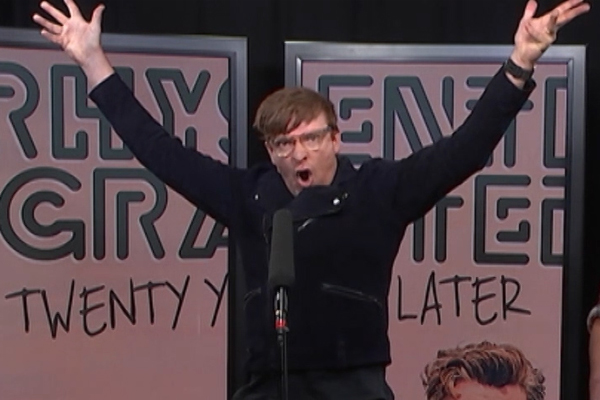 WATCH: Rhys Darby just dropped the 'kiwi-est' song EVER!
