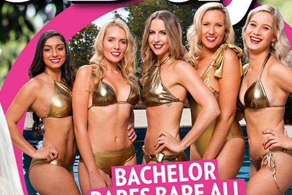 The Bachelorette's FLAUNT their hot bikini bods in super SEXY shoot