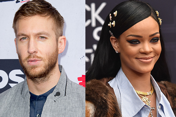 LISTEN: Calvin Harris just TEASED his new song Rihanna and it's catchy AF