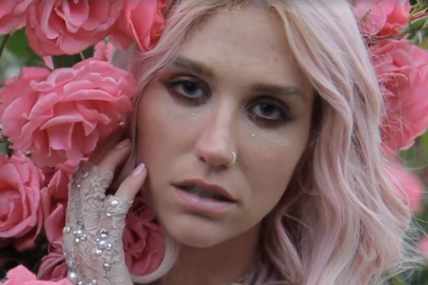 Kesha's first NEW song in three years is officially here!
