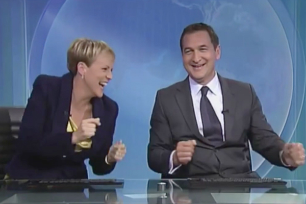 WATCH: Hilary Barry's FUNNIEST moments over the last 23 years!