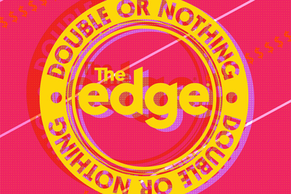 The Edge's Double or Nothing