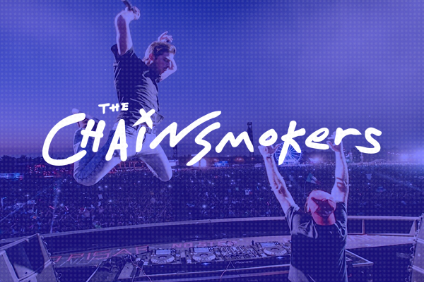 The Edge Mix with new resident DJs: The Chainsmokers