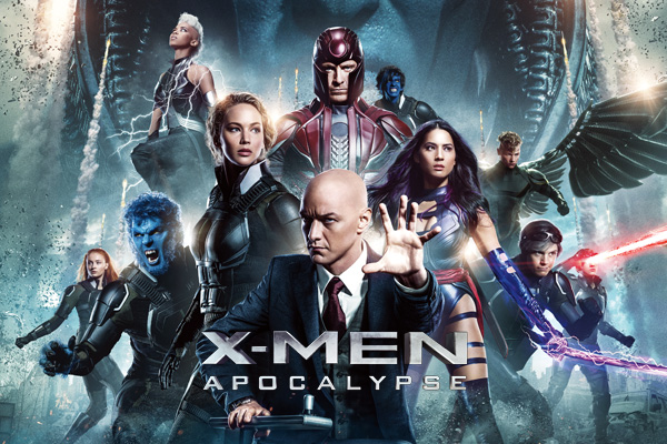 Win tickets to 'X-Men: Apocalypse'