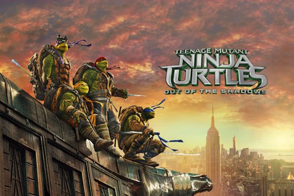 Win tickets to 'Teenage Mutant Ninja Turtles: Out of the Shadows'