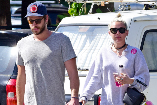 Liam Hemsworth just CONFIRMED if he and Miley Cyrus are having a BABY