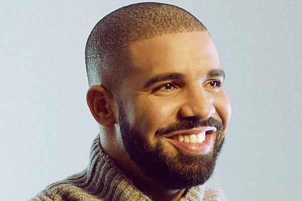 Drake just shaved his beard and he looks COMPLETELY different!