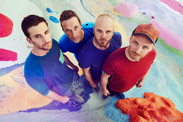 The Edge presents Coldplay LIVE in NZ!