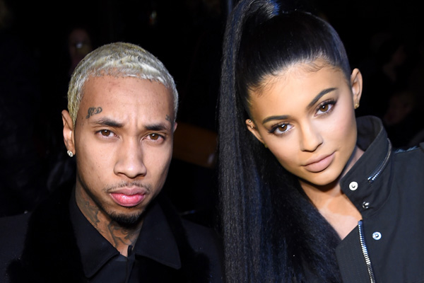 Tyga JUST released his and Kylie Jenner's SEX TAPE
