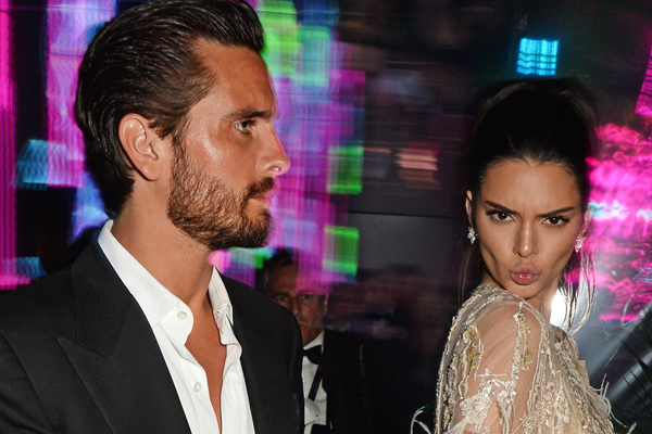 Did Kendall and Scott just make their FIRST public appearance as a COUPLE?