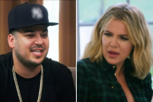 WATCH: Khloé Kardashian CALLS OUT Rob over his 'f*cked up' proposal to Blac Chyna
