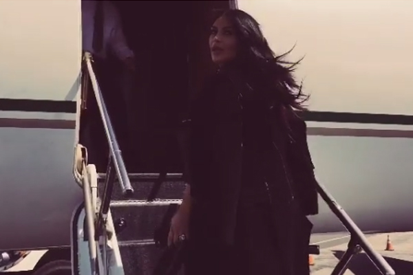 This video of Kim Kardashian has gone viral for all the WRONG reasons