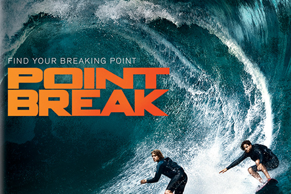 Win The Edge Must Have DVD - Point Break