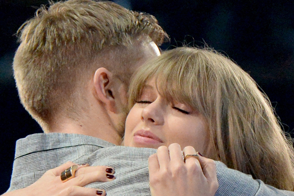 Taylor Swift just promised to NEVER leave Calvin's side after HORRIFIC car crash!