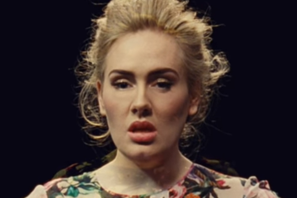 Adele does NOT look like herself in her brand NEW music video!