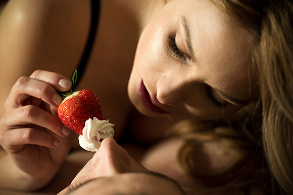 REVEALED: These FIVE foods will give you a way better SEX life