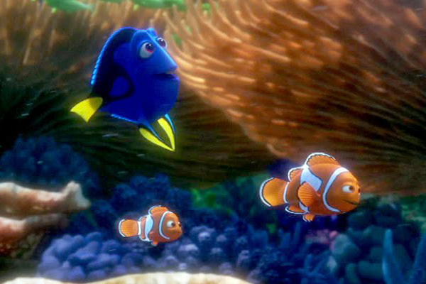 The EMOTIONAL and HILARIOUS new 'Finding Dory' trailer feature's Pixar's FIRST lesbian couple!