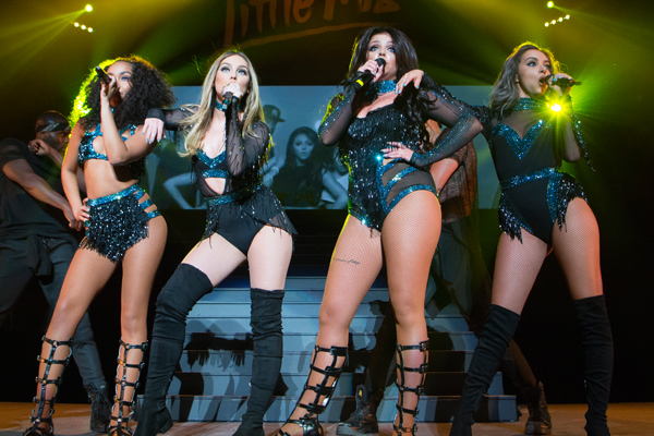 This girl from Little Mix is in a WHEELCHAIR after this MAJOR fall!