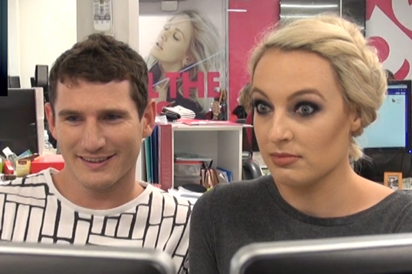 Marty and Steph REACT to Kendra Wilkinson's F*CKING WEIRD music video!