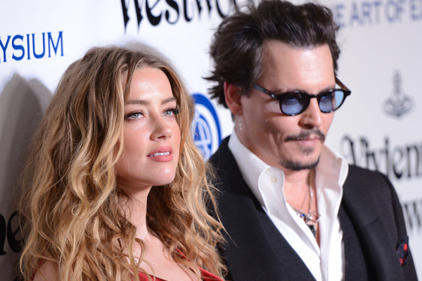 Johnny Depp and Amber Heard are getting DIVORCED!