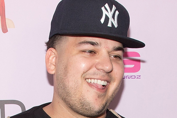 Rob Kardashian posts FIRST 'before and after' pic showing off his MAJOR weight loss!