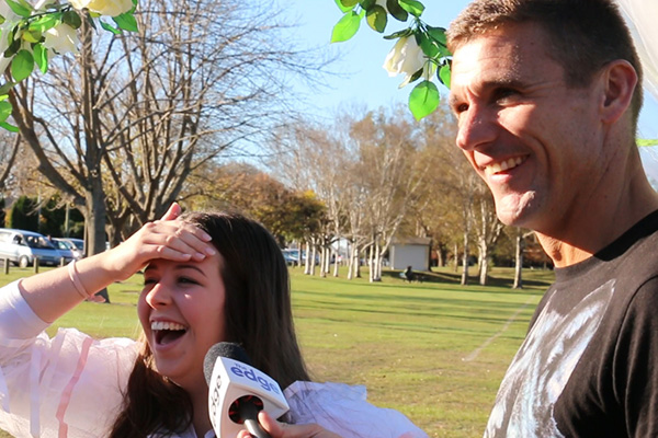 WATCH: JDR create New Zealand's FIRST ever 'Promposal'