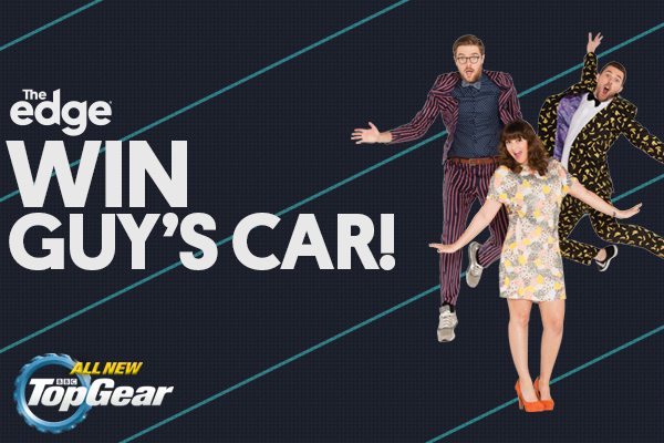 Want to win GUY'S CAR?!