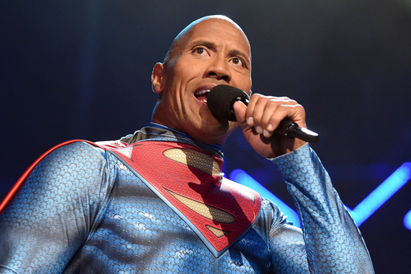 Dwayne 'The Rock' Johnson just RANG Clint to tell him he's a PUSSY