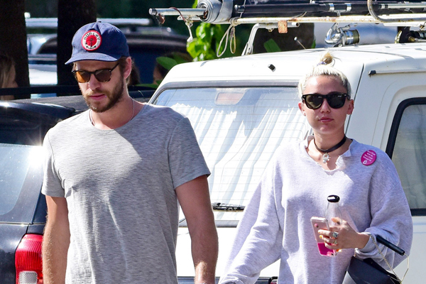 Liam Hemsworth FINALLY opens up about his relationship with Miley Cyrus!