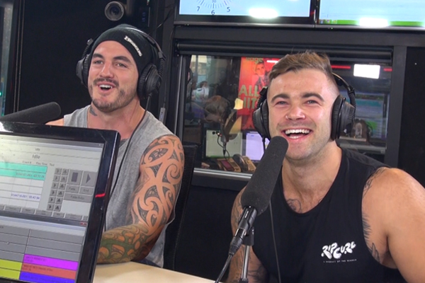 WATCH: Dlys and Dylz from The Block NZ get CALLED OUT for saying 'Bro' all the time