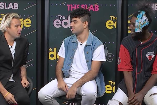"""Chris Mac interviews kiwi boys """"Times x Two"""""""