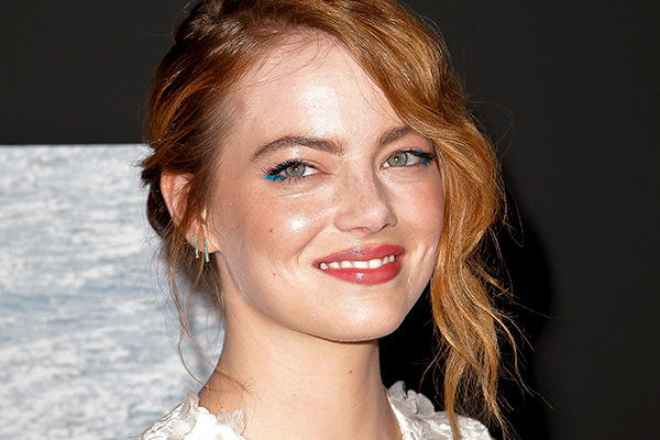 PHOTOS: Emma Stone looks UNRECOGNISABLE with new DARK brown hair