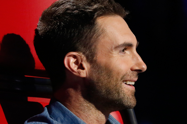 Adam Levine may of just posted the CUTEST pregnancy pic ever!