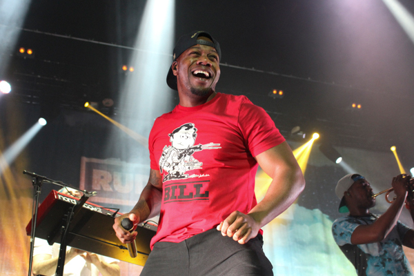 All the pics from Rudimental LIVE in NZ!