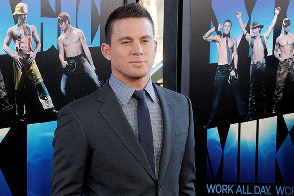 CONFIRMED: A 'Magic Mike LIVE' show is coming!