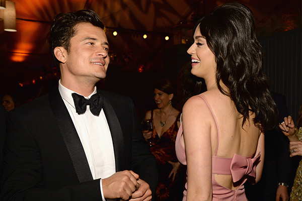 Are Katy Perry and Orlando Bloom getting MARRIED?