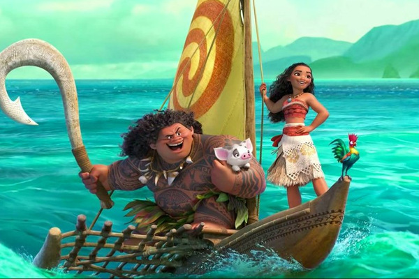 WATCH: The OFFICIAL trailer for NZ's first Disney princess, Moana is HERE!